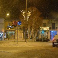 Σαν σήμερα, πέρυσι στην Κοζάνη: Βόλτα στην χιονισμένη και παγωμένη πόλη – Δείτε τα βίντεο