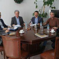 Συνάντηση του Πρυτανικού Συμβουλίου του Πανεπιστημίου Δυτικής Μακεδονίας με τον βουλευτή Ν. Κοζάνης κ. Γ. Αμανατίδη