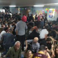 Με ιδιαίτερη επιτυχία πραγματοποιήθηκε το άναμμα του φανού του Πανεπιστήμιου Δυτικής Μακεδονίας