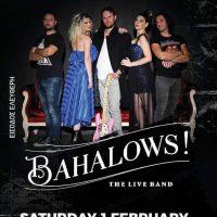 Γενέθλιο πάρτι για τα 3 χρόνια του Camelot Coffees & Spirits – Live βραδιά με τους Bahalows