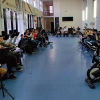 Στο γυμναστήριο του Δημοτικού Ναυταθλητικού Κέντρου Καστοριάς οι πρόβες της Φιλαρμονικής – Τι αναφέρει ο Αρχιμουσικός κ. Τσακιρίδης