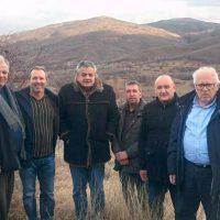 Συνάντηση του Αντιπεριφερειάρχη της Π.Ε. Κοζάνης Γρηγόρη Τσιούμαρη με τους Προέδρους των Τοπικών Κοινοτήτων του Δήμου Σερβίων