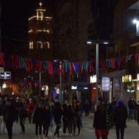 «Μουδιασμένη» η Κοζάνη με τις ακυρώσεις των εκδηλώσεων – Δεν άναψε ο Φανός της Σκρ'κας παρά την αυξημένη κίνηση στην Κοζάνη
