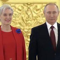 Από τη Σμίξη Γρεβενών η νέα πρέσβειρα της Ελλάδας στη Ρωσία Κατερίνα Νασίκα