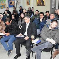 Επιτυχημένη η ημερίδα που διοργάνωσε η Ένωση Φυλής Φλώρινας με τίτλο: «Η Εκτροφή του προβάτου φυλής Φλώρινας ως μοχλός ανάπτυξης της κτηνοτροφίας στην Δυτική Μακεδονία»
