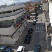 Αυξημένη η κίνηση στους δρόμους της Κοζάνης για τα καθιερωμένα κούλουμα