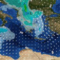 Μεταβολή του καιρού από το μεσημέρι της Τρίτης με βροχές και καταιγίδες