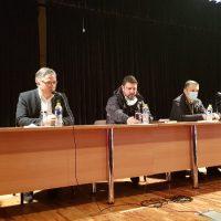 Στη Νεάπολη Κοζάνης ο Υφυπουργός Πολιτικής Προστασίας Ν. Χαρδαλιάς – Βίντεο από τη σύσκεψη