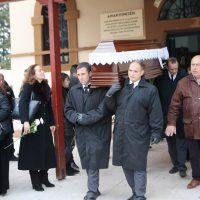 Είπαν το τελευταίο αντίο στον Φίλιππο Πετσάλνικο – Δείτε φωτογραφίες