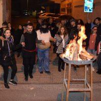 Δείτε βίντεο και φωτογραφίες από το γλέντι στον Φανό της Γιτιάς στην Κοζάνη