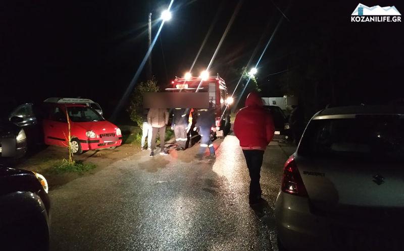 Φωτιά σε σταθμευμένο αυτοκίνητο στην Κοζάνη – Ενδεχόμενο εμπρηστικής ενέργειας
