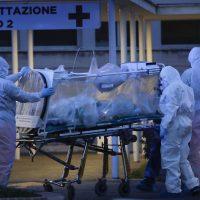 Ιταλία: Ρεκόρ θανάτων από κορωνοϊό στο 24ωρο – Έκρηξη κρουσμάτων και μεγάλη αύξηση των νεκρών
