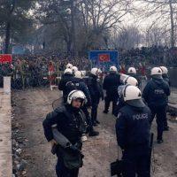 #IStandWithGreece : Η Ευρώπη παίρνει θέση στο Τουίτερ για όσα συμβαίνουν στον Έβρο