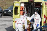Διακομιδή 55χρονης από τη Σιάτιστα στο Νοσοκομείο Κοζάνης με συμπτώματα γρίπης