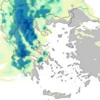 Σύντομη αλλά έντονη η κακοκαιρία που έρχεται – Σημαντική πτώση της θερμοκρασίας, θυελλώδεις βοριάδες, χιονοπτώσεις σε χαμηλά υψόμετρα