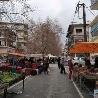 Η κατάσταση συμμετεχόντων στη λαϊκή αγορά Πτολεμαΐδας – Ενημέρωση για την λειτουργία της την Τετάρτη 1 Απριλίου