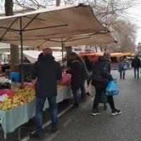 Οι πίνακες με τους συμμετέχοντες στις λαϊκές αγορές της Κοζάνης