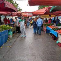 Ανακοίνωση για τη λειτουργία της λαϊκής αγοράς στο Βελβεντό