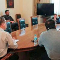 Στην Κοζάνη κλιμάκιο του ΕΟΔΥ – Συνάντηση με το Δήμαρχο Κοζάνης και φορείς της περιοχής