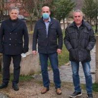 Εξετάστηκαν οι κάτοικοι της Δαμασκηνιάς Βοΐου από εθελοντές γιατρούς της Αθήνας – Το ευχαριστήριο του Δημάρχου Χ. Ζευκλή