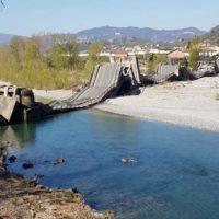 Κατέρρευσε και άλλη γέφυρα στην Ιταλία σαν… χάρτινος πύργος – Δείτε το βίντεο
