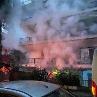 Τραγωδία στη Θεσσαλονίκη: Νεκρός άνδρας από φωτιά σε διαμέρισμα στην Καλαμαριά