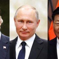 Ο καλός Θεός πάτησε restart στον κόσμο τούτο – Trump, Πούτιν και Jinping για ένα παγκόσμιο νομισματικό σύστημα βασισμένο σε Blockchain – Του καθηγητή Δημήτρη Ζησόπουλου