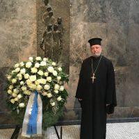 75 Χρόνια από τη ναζιστική απελευθέρωση – Οδοιπορικό της Ιεράς Μητροπόλεως Γερμανίας στο Μόναχο