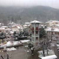 Από τη Φλώρινα ξεκίνησε η χιονόπτωση στη Δυτική Μακεδονία – Δείτε φωτογραφίες