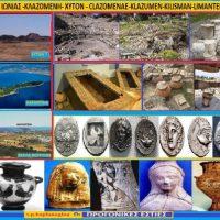 Αλησμόνητες πατρίδες: Κλαζομενές, η ισχυρή πόλη στην ακτή της Ιωνίας – Του Σταύρου Π.Καπλάνογλου