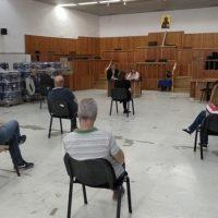 Ενημερωτική συνάντηση  στην Π.Ε. Καστοριάς από την Συμπαραστάτη του Πολίτη και της Επιχείρησης της Περιφέρειας Δυτικής Μακεδονίας