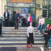 Συνεχίζονται με εντατικούς ρυθμούς οι απολυμάνσεις των σχολικών μονάδων της Κοζάνης