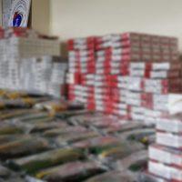 Συνελήφθη διακινητής λαθραίων καπνικών προϊόντων στην Πτολεμαΐδα – Κατασχέθηκαν μεγάλες ποσότητες καπνού και τσιγάρων