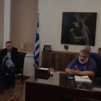 Συνάντηση του Δημάρχου Εορδαίας με ιδιοκτήτες καταστημάτων εστίασης και καφέ