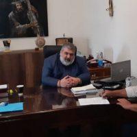 Υπογραφή σύμβασης για το έργο: «Ασφαλτόστρωση αύλειου χώρου του 5ου και 7ου Δημοτικού σχολείου Πτολεμαΐδας