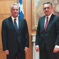 Στη Δυτική Μακεδονία ο Υπουργός Αγροτικής Ανάπτυξης Μάκης Βορίδης