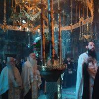 Μονή Αγίας Τριάδας Βυθού: Έγινε η εγκατάσταση του μοναχού Μάξιμου – Δείτε φωτογραφίες