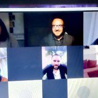 Συνάντηση μεταξύ της Δημοτικής Κίνησης «Κοζάνη Τόπος να ζεις» και ντόπιων καλλιτεχνών σχετικά με το ΔΗΠΕΘΕ Κοζάνης