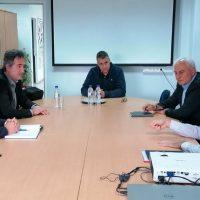 Συνάντηση του Βουλευτή Ν. Κοζάνης Στάθη Κωνσταντινίδη με τη διοίκηση και στελέχη της ΔΙΑΔΥΜΑ