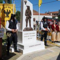 Τα αποκαλυπτήρια του Μνημείου Γενοκτονίας Ποντιακού Ελληνισμού στη Νεάπολη Βοΐου – Δείτε φωτογραφίες