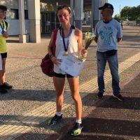 Χρυσή Πανελληνιονίκης στα 3000 μετρα στο στίβο η 15χρονη Καστοριανή Μαρία Σιούτκα