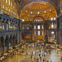 Άρθρο του Απόστολου Παπαδημητρίου για την μετατροπή του ναού της Αγίας Σοφίας σε τζαμί