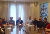 Επίσκεψη στο ΕΒΕ Κοζάνης για τα προβλήματα των επιχειρήσεων με τον Εμπορικό Σύλλογο Κοζάνης και το Σωματείο Καφεζαχαροπλαστείων «Ο Ερμής»