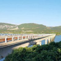 Ολοκληρώθηκαν οι εργασίες στη γέφυρα του Ρυμνίου – Παραδίδεται σε κυκλοφορία
