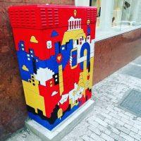 Κατερίνη: Τα ΚΑΦΑΟ γίνονται… πίνακες ζωγραφικής – Καλλιτέχνες, σύλλογοι και φορείς δίνουν χρώμα στην πόλη
