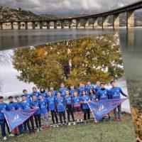 Τέσσερις αθλητές του Ναυτικού Ομίλου Κοζάνης στην Εθνική Ομάδα κωπηλασίας