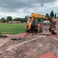 Νέο ταρτάν υψηλών αντοχών αποκτά το Δημοτικό Αθλητικό Κέντρο Κοζάνης
