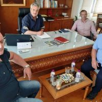 Στα σκαριά Πρωτόκολλο Συνεργασίας ανάμεσα στην Περιφέρεια και στο Σύλλογο Λιβαδεριωτών Ζυρίχης