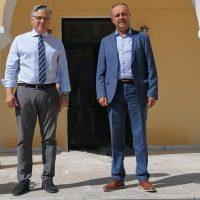 Eπίσκεψη του Υφυπουργού Εσωτερικών Μακεδονίας – Θράκης κ. Θεόδωρου Καράογλου στο Δήμο Βοΐου
