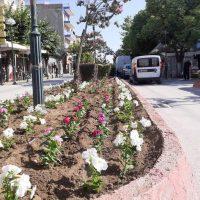 Παρεμβάσεις αναβάθμισης και καλλωπισμού πάρκων και παρτεριών στην Πτολεμαΐδα από το Δήμο Εορδαίας
